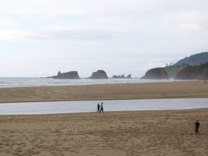 Pacific coast - Cannon Beach, OR