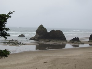 Oregon Coast near Cannon beach