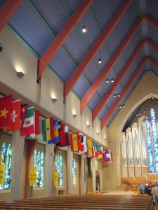 Boe Chapel St. Olaf College, Northfield, MN