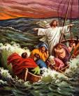Jesus is greater than any storm